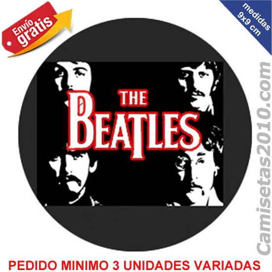PEGATINA GRUPO MUSICA ROCK THE BEATLES 001