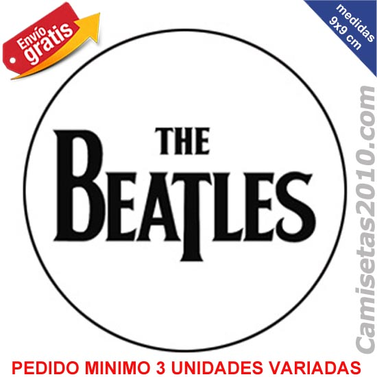 PEGATINA GRUPO MUSICA ROCK THE BEATLES 006