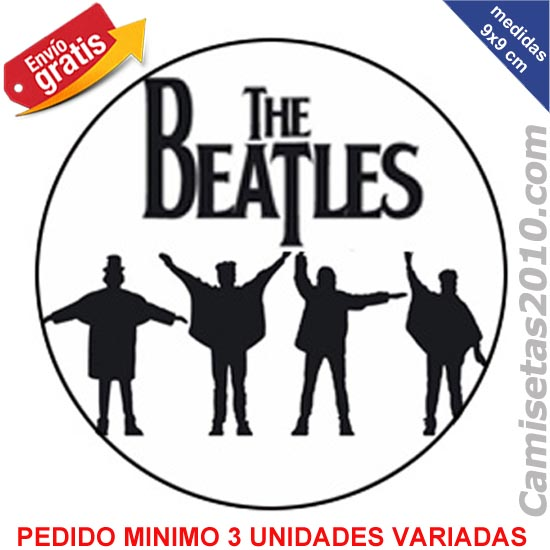 PEGATINA GRUPO MUSICA ROCK THE BEATLES 007
