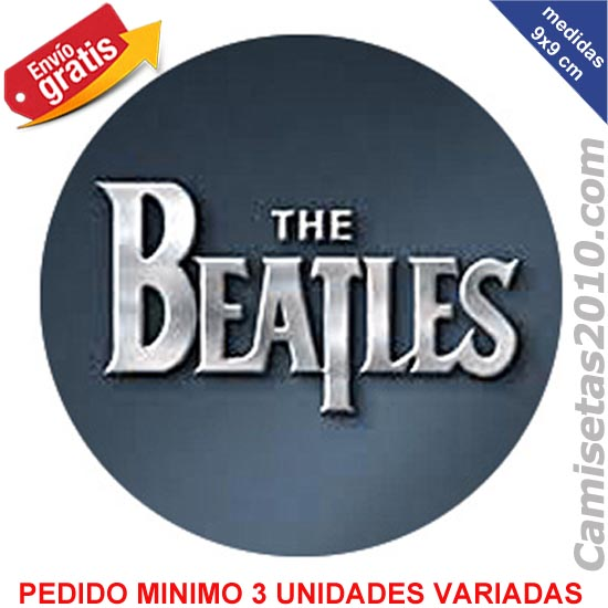 PEGATINA GRUPO MUSICA ROCK THE BEATLES 009