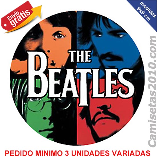 PEGATINA GRUPO MUSICA ROCK THE BEATLES 024