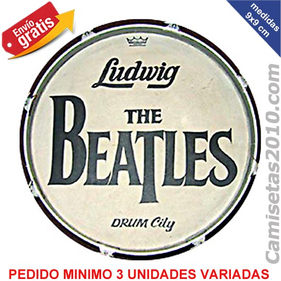 PEGATINA GRUPO MUSICA ROCK THE BEATLES 032