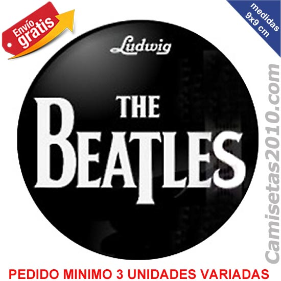 PEGATINA GRUPO MUSICA ROCK THE BEATLES 037