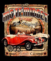CAMISETAS MOTOS COCHES