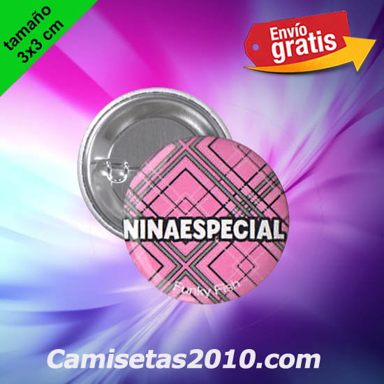 CHAPA PINS COLOR 3x3 NINAESPECIAL2